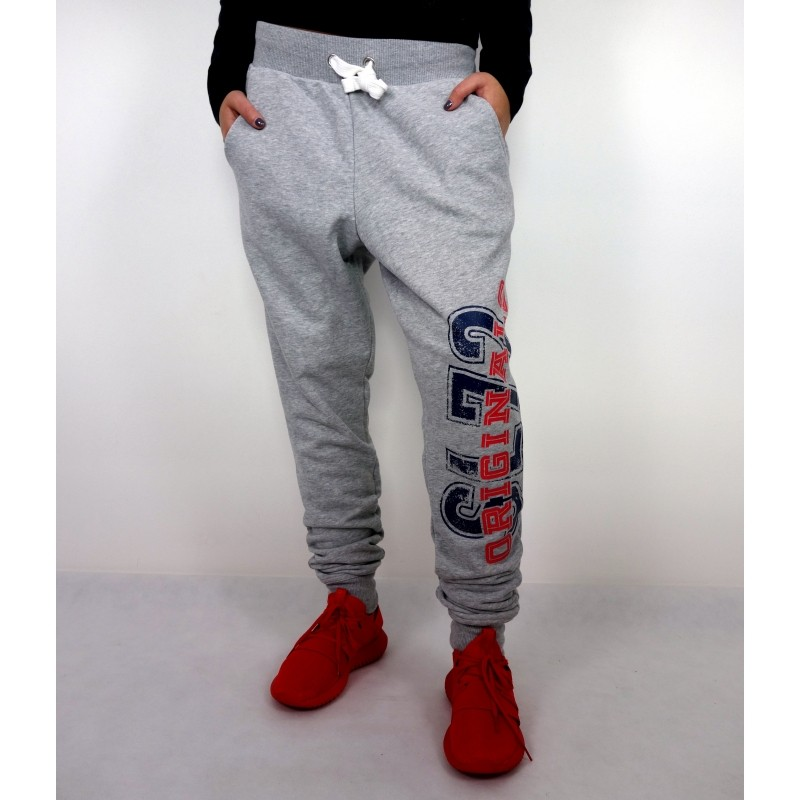 spodnie dresowe adidas originals sl72 baggy