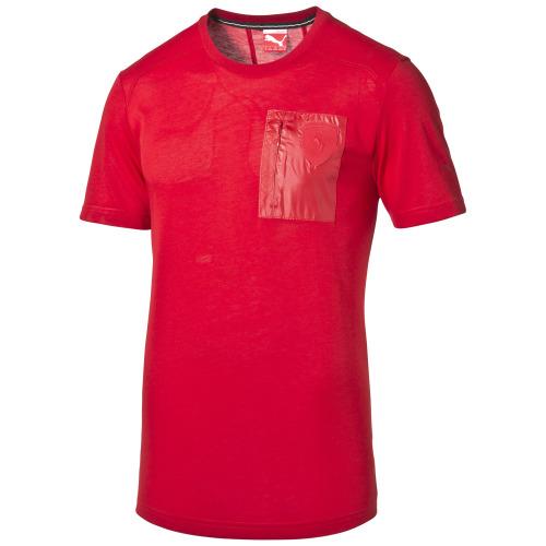 804ef025ce2 Ferrari Small Shield Tee Pánské tričko