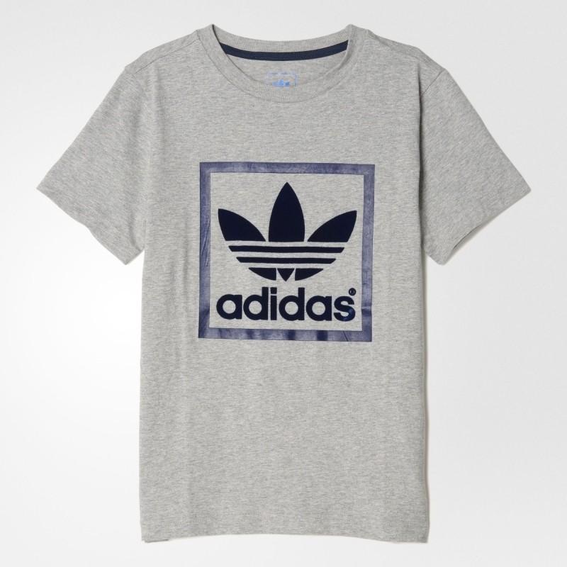 adidas Originals · J FLE TEE Dětské tričko d180e8d570e