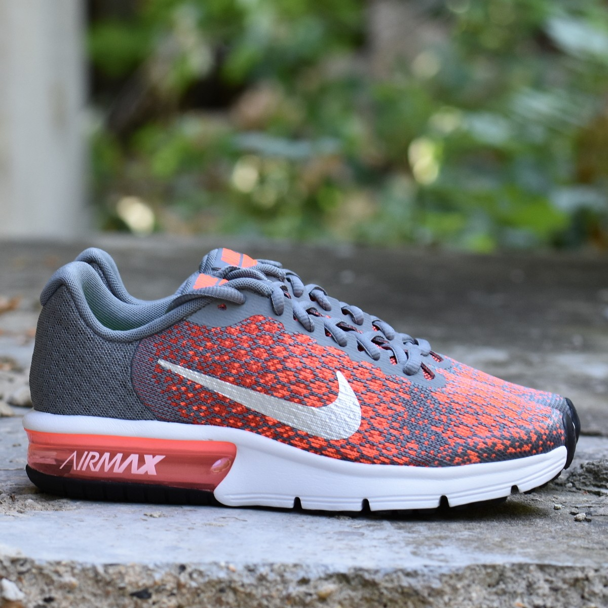 Nike AIR MAX SEQUENT 2 (GS) Dětské boty EU 38.5 869993-002 bb7f34536a