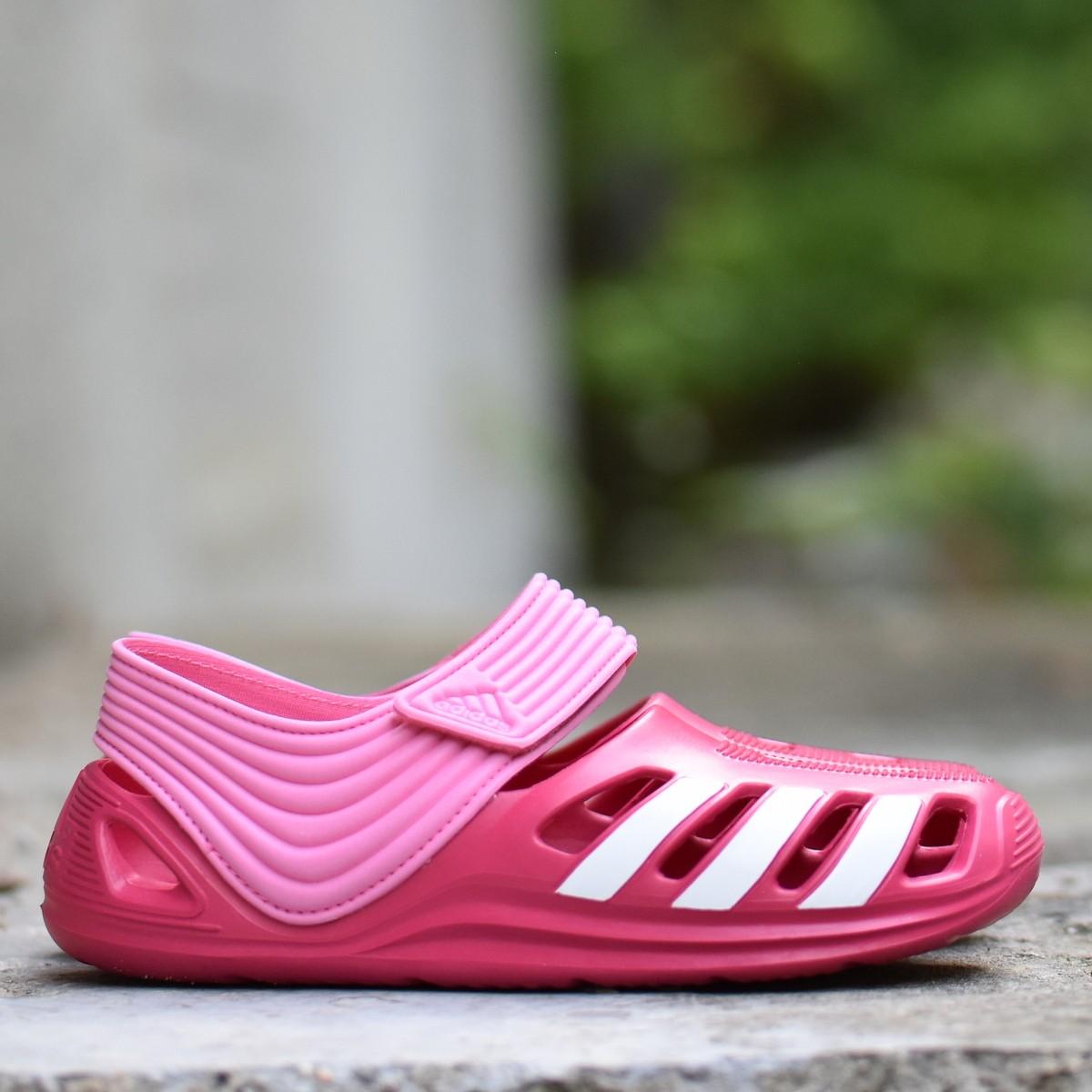 c4699f612d07 adidas Performance Zsandal K Dětské sandále EU 34 B44457