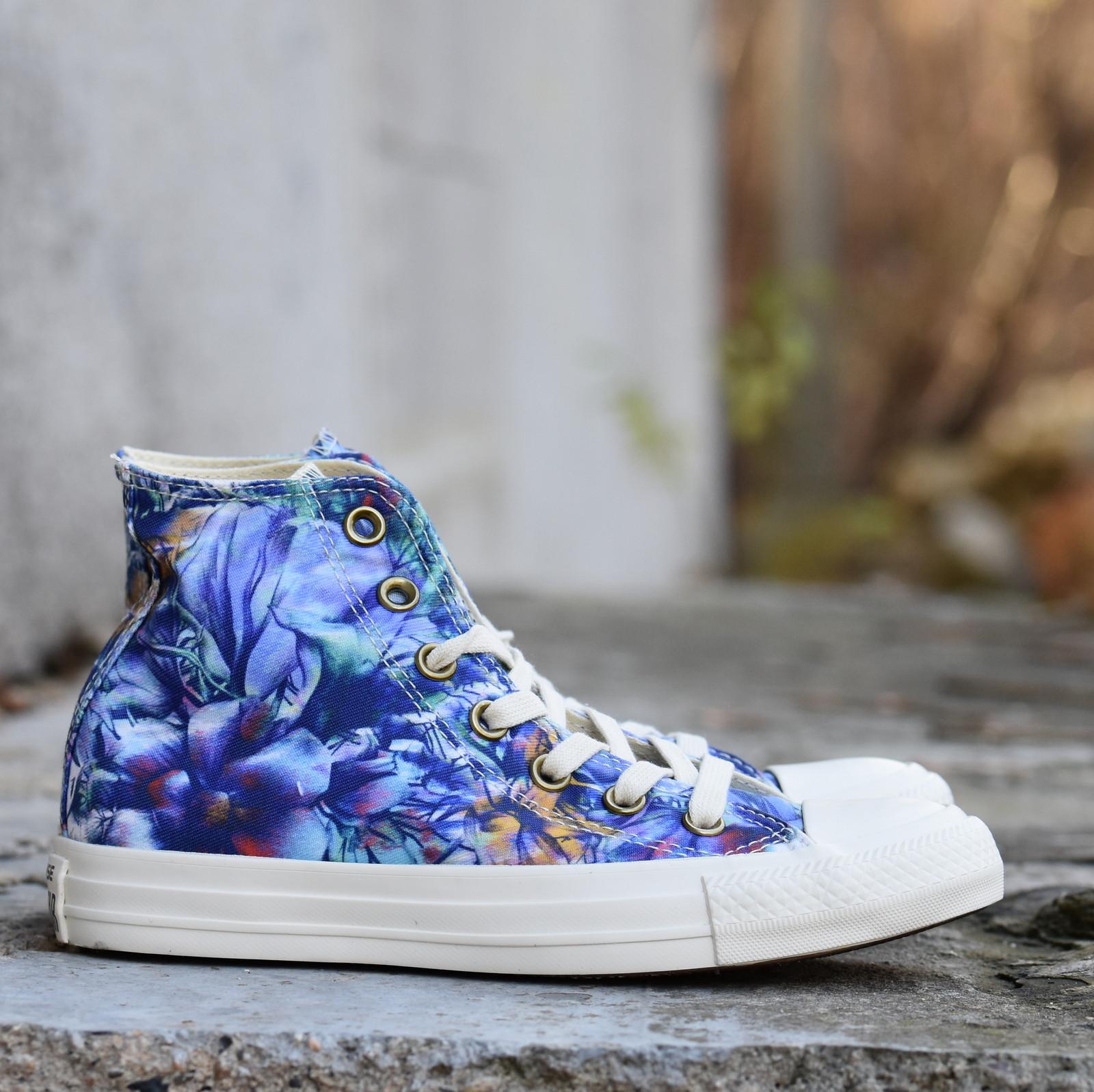 converse CHUCK TAYLOR ALL STAR FLOWER Dámské boty EU 36 C547303 f2456e0cb0